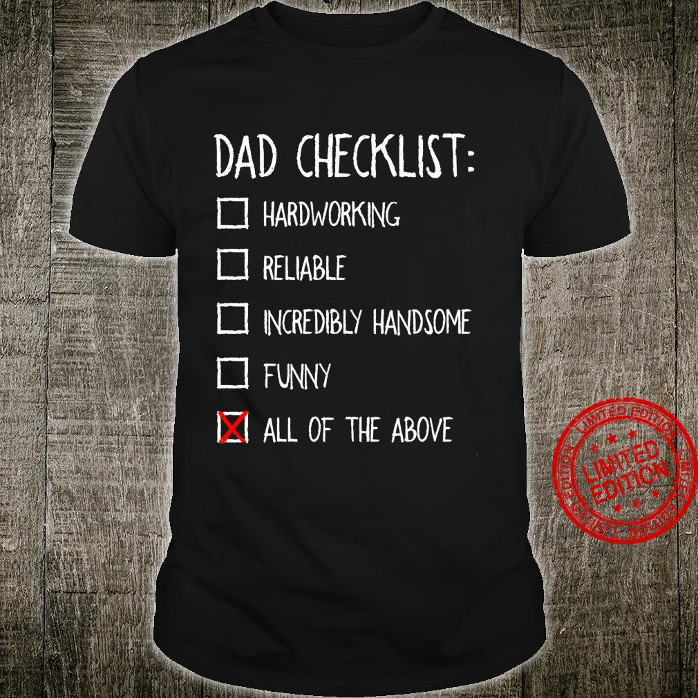 New First Time Dad to Be Practice Daddy Shirt